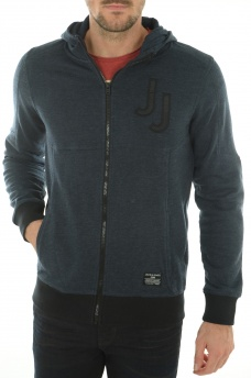 HOMME JACK AND JONES: MARLON SWEAT ZIP HOOD