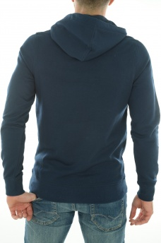 LEVY SWEAT HOOD - HOMME JACK AND JONES