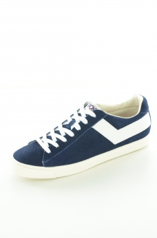 HOMME PONY: TOPSTAR SUEDE OX