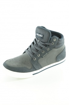 HOMME JACK AND JONES: JJ JUNO MIXED HIGH TOP ORG