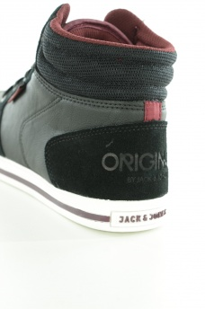 JACK AND JONES: JJ JUNO MIXED HIGH TOP ORG