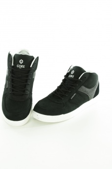 JACK AND JONES: JJ DUNC NUBUCK HIGH TOP CORE