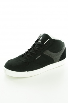 JJ DUNC NUBUCK HIGH TOP CORE - HOMME JACK AND JONES