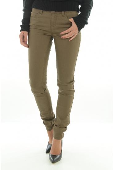 FEMME ONLY: NYNNE SKINNY SOFT PANTS NOOS