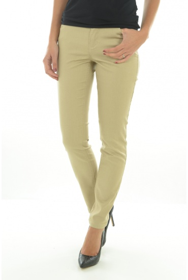 FEMME ONLY: NYNNE SKINNY SOFT PANTS NOOS