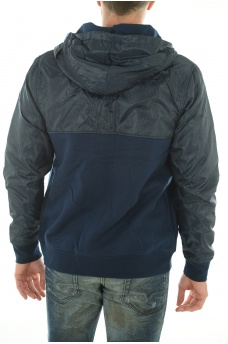 JACK AND JONES: LINE SWEAT ZIP HOOD