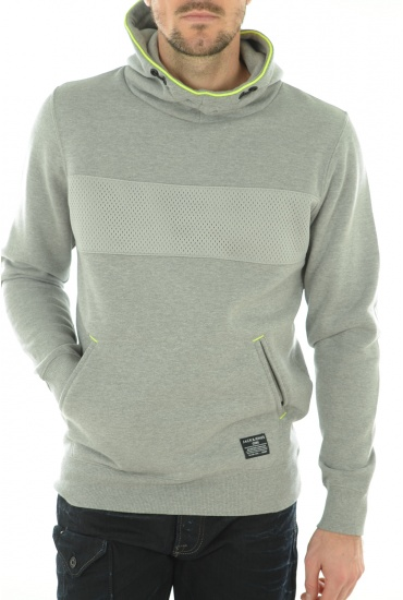 GROUND SWEAT CORE NOOS - HOMME JACK AND JONES
