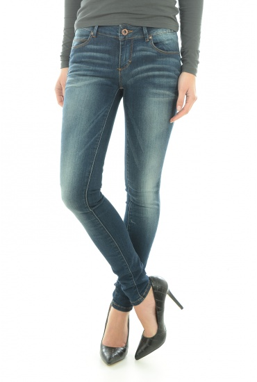 FEMME ONLY: CARRIE LOW SKINNY JEANS REA1924 NOSS
