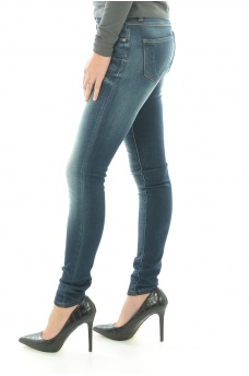 ONLY: CARRIE LOW SKINNY JEANS REA1924 NOSS