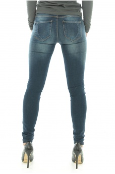 CARRIE LOW SKINNY JEANS REA1924 NOSS - FEMME ONLY