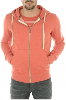 HOMME JACK AND JONES: STORM SWEAT ZIP HOOD