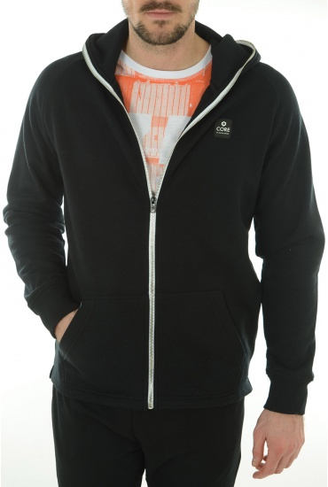 HOMME JACK AND JONES: EDGE SWEAT ZIP HOOD