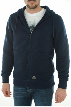 NORD SWEAT ZIP  HOOD - HOMME JACK AND JONES