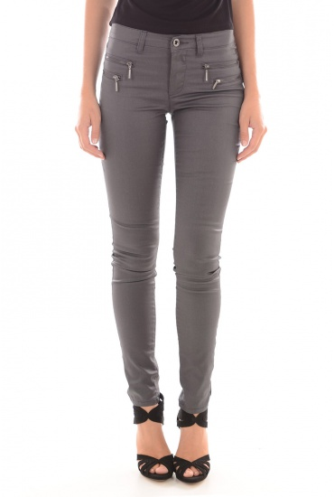 FEMME ONLY: NEW OLIVIA COATED PANT NOOS