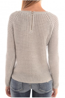 ONLY: EMMA L/S ZIP PULLOVER