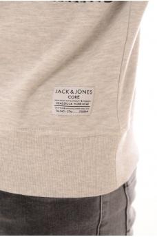 JACK AND JONES: HOOVER SWEAT CREW NECK