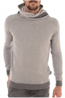 HOMME JACK AND JONES: RICHARDO KNIT HOOD