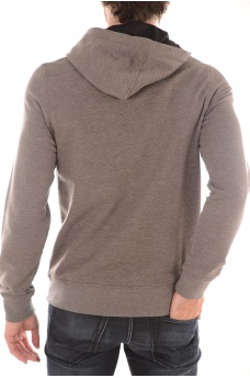 HOMME JACK AND JONES: STRACK SWEAT HOOD
