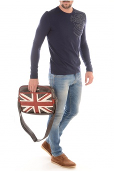 HOMME PEPE JEANS: PM030283 OTIS BAG