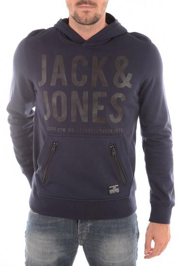 HOMME JACK AND JONES: STRACK SWEAT HOOD