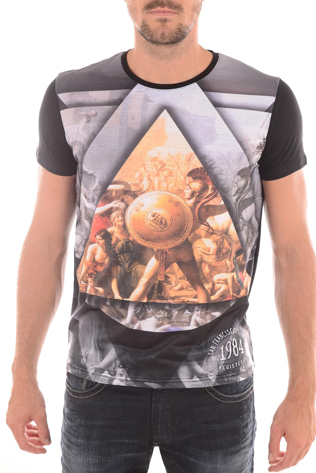 Tee-shirts  Redskins EDISON JETSET GLADIATOR