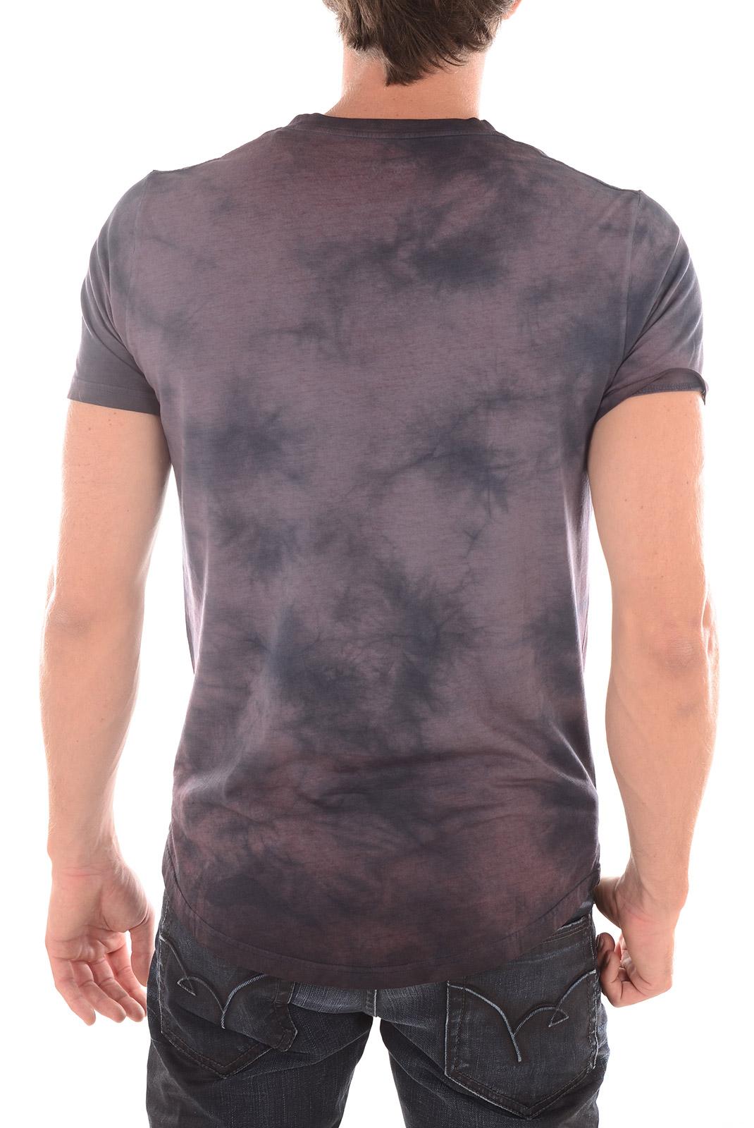 Tee-shirts  Pepe jeans PM502554 AIKEN 582 MIDNIGHT