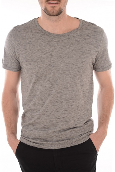 MARQUES SELECTED: PIMA DAVE SS O-NECK