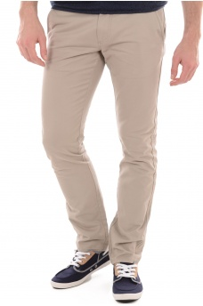 THREE PARIS CHINO PANTS - HOMME SELECTED