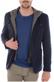 HOMME SELECTED: NEW PRO HOOD BLAZER