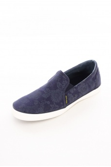 BRADO PRINT CANVAS LOAFER - HOMME JACK AND JONES