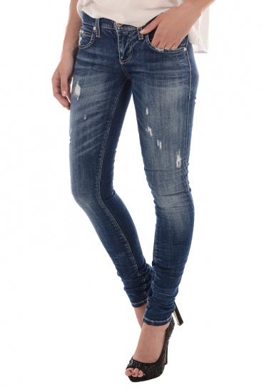 MERCURY LOW SKINNY BL915 - FEMME ONLY