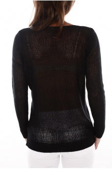 NEW ASSISI L/S PULLOVERT - FEMME ONLY
