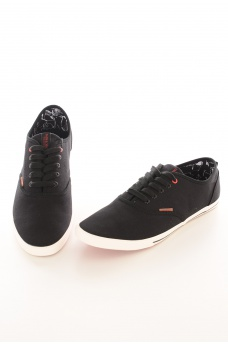 JACK AND JONES: SPIDER CANVAS SNEAKER