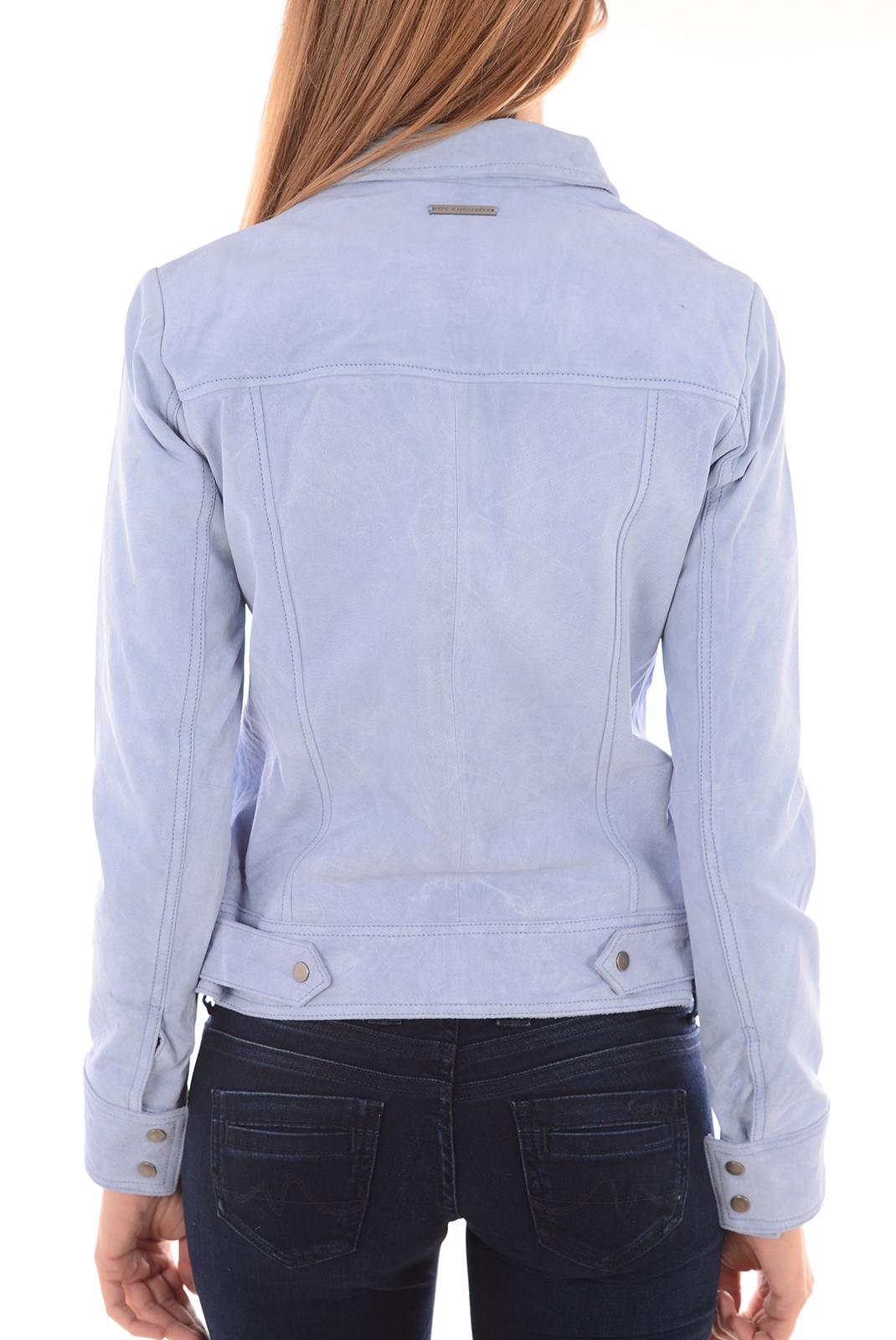 Vestes & blousons  Pepe jeans PL401020 JESSICA 525 AZURE BLUE
