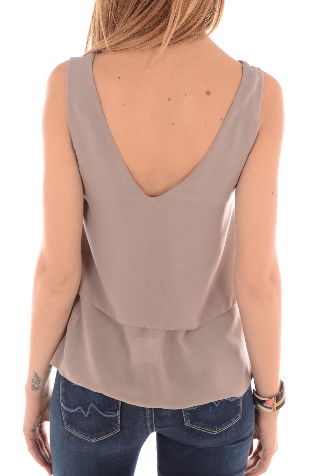 Tops & Tee shirts  Pepe jeans PL301588 NALA 862 LT MINK