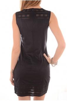 ONLY: ADORA FAUX SUEDE DRESS OTW