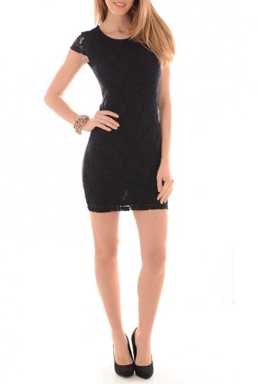 FEMME VERO MODA: LILLY LACE SHORT DRESS NOOS