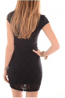 VERO MODA: LILLY LACE SHORT DRESS NOOS