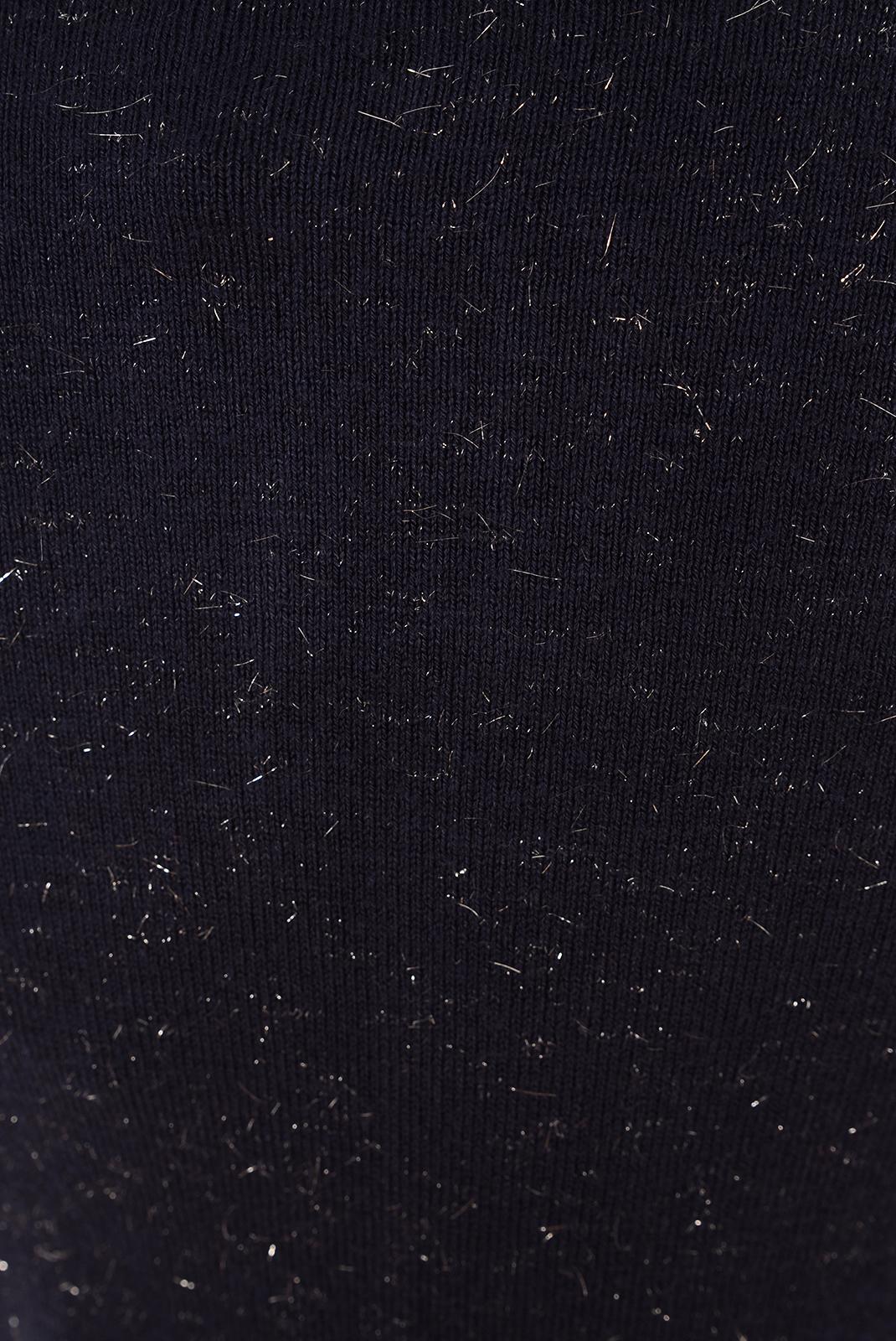 Pulls & gilets  Vero moda GLORY LENA LS CARDIGAN TOTAL ECLIPSE/W SILVER