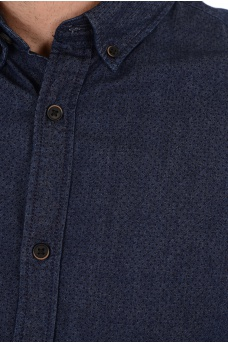 HONEROMO SHIRT LS - HOMME SELECTED