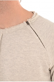 HOMME JACK AND JONES: DIVIDED SWEAT CREW NECK