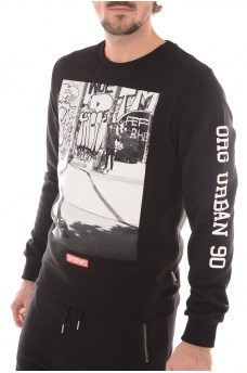HOMME JACK AND JONES: IVANHOE SWEAT CREW NECK
