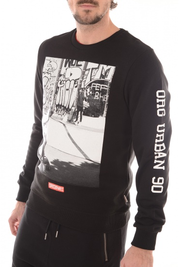 IVANHOE SWEAT CREW NECK - HOMME JACK AND JONES