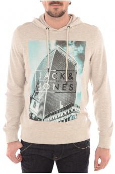 HOMME JACK AND JONES: HIDE 2 SWEAT HOOD