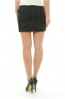 ONLY: SAIGE MINI SKIRT WVN