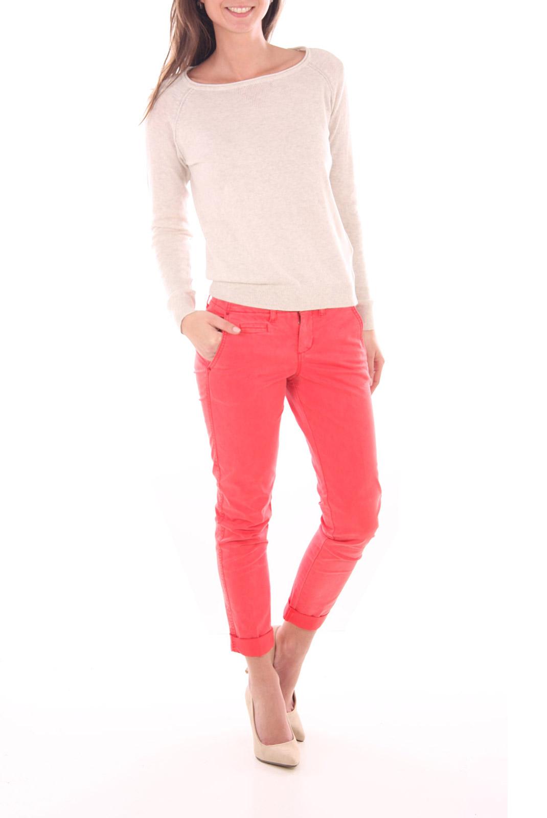 Pantalons  Guess jeans W51B33W53M0 C329 ROUGE