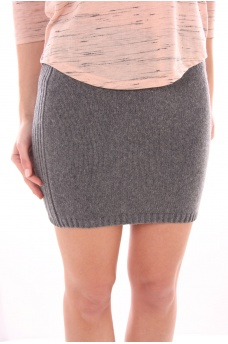 ONLY: NINE SHORT SKIRT KNT
