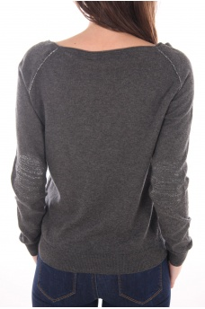 ONLY: SHIMMER L/S PULLOVER