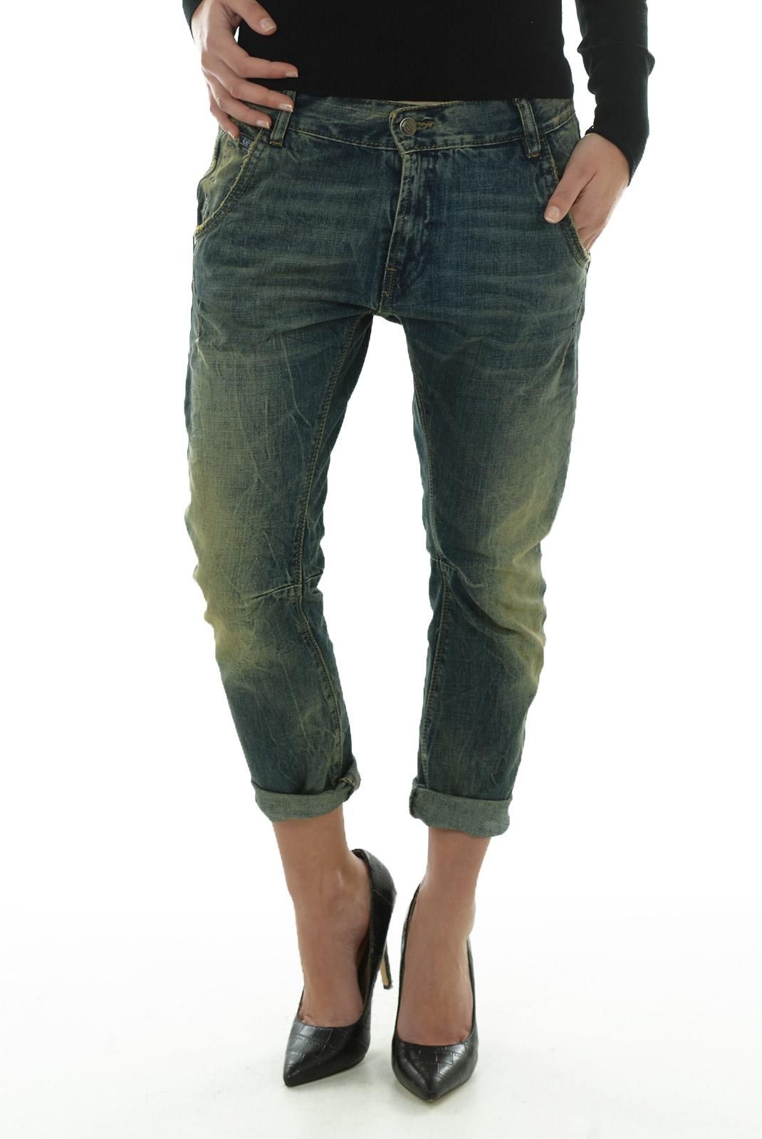 jeans boyfriend femme kaporal pixi dust. Black Bedroom Furniture Sets. Home Design Ideas