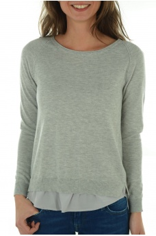 LYNN L/S PULLOVER - FEMME ONLY